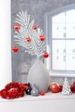 Stylish christmas decoration Royalty Free Stock Images