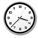 Stylish clock Royalty Free Stock Photo