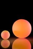 Stylish colorful balls Stock Photo