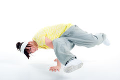 Stylish and cool hip hop style dancer posing Stock Photo