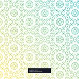 Stylish cute flower pattern background. Flower decoration Royalty Free Stock Images