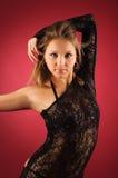 Stylish dancer. Stock Photography