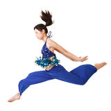 Stylish dancer posing Royalty Free Stock Photo