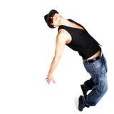Stylish dancing Stock Photo