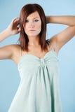Stylish dress fashion Stock Image