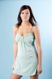 Stylish dress fashion Royalty Free Stock Image