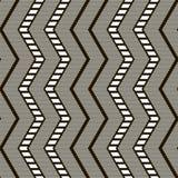Stylish elegant modern black and white seamless pattern Royalty Free Stock Photography