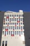 Stylish facade Royalty Free Stock Photography