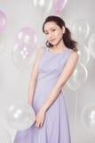 Stylish fashion asian woman Royalty Free Stock Photos