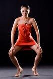 Stylish fashion asian young woman Royalty Free Stock Image
