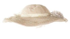 Stylish fashion elegant hat Stock Images