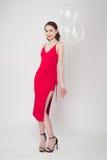 Stylish Fashion Woman Stock Photo