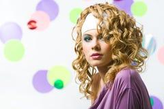 Stylish female Royalty Free Stock Photo