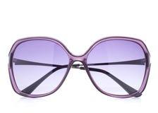 Stylish female sunglasses Stock Photo