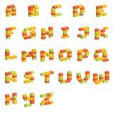 Stylish Font Poster Royalty Free Stock Image