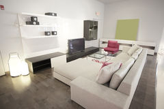 Stylish furniture Royalty Free Stock Images