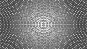 Stylish geometric black and white abstract background vector illustration