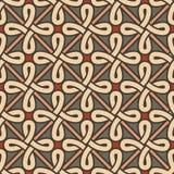 Stylish geometric ornament royalty free illustration