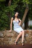 Stylish girl. Stock Photography