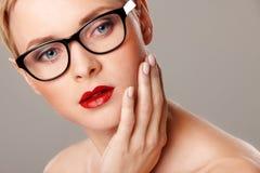 Stylish glasses Stock Photos