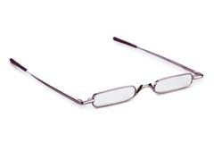 Stylish glasses for reading Royalty Free Stock Photos