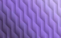 Stylish gradient purple geometric lines angles abstract background design. Stylish abstract fractal background design featuring smooth geometric lines and angles Stock Photos