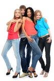 Stylish group Stock Photography