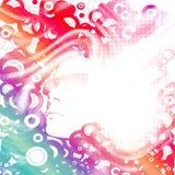 Stylish grunge background. Stock Image