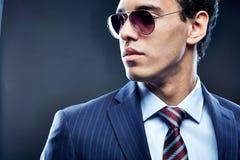 Stylish guy Royalty Free Stock Image