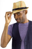Stylish Hat Stock Photography