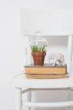Stylish home decor Royalty Free Stock Images