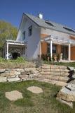 Stylish home ownership Stock Photos
