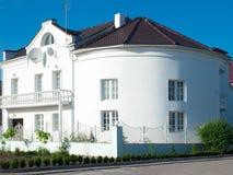Stylish house, , villa Stock Image