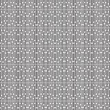 Stylish Illusion Black And White Geometric Graphic Pattern Royalty Free Stock Photos