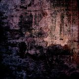 Horror background. Pencil drawing grunge wall. Old rough dark background. Abstract thriller background. Grunge texture. Stylish image for a variety of design Stock Photography
