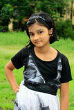 Stylish Indian girl Royalty Free Stock Images
