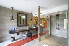 Stylish interior Royalty Free Stock Image