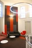 Stylish interior design in office Stock Image