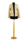 Stylish jacket isolated Royalty Free Stock Photography
