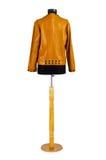 Stylish jacket isolated Royalty Free Stock Photos