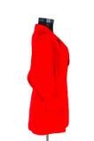 Stylish jacket isolated Royalty Free Stock Images