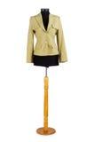 Stylish jacket isolated Stock Photos