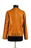 Stylish jacket isolated Stock Images