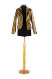 Stylish jacket isolated Stock Photography