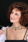 Stylish Lady Stock Photography