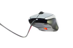 Free Stylish Laptop Optical Wheel Mouse In The Air Stock Photo - 8091820