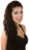 Stylish Latina Beauty Royalty Free Stock Photography