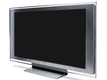 Stylish LCD Screen Royalty Free Stock Images