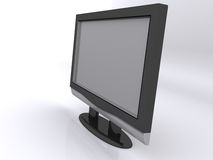 Stylish LCD Screen Royalty Free Stock Photo
