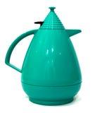 Stylish light green vacuum flask Stock Photography